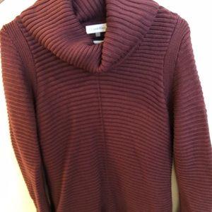Calvin Klein chunky sweater!